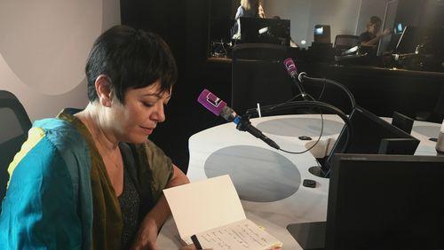"La Nuit rêvée de Valérie Zenatti (1/11) : Valérie Zenatti : ""Ecrire c'est choisir"""