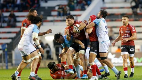 Top 14 : Bayonne en rade de solutions s'incline à Toulon (20-9)