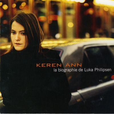 """Pochette de l'album """"La biographie de luka philipsen"""" par Keren Ann"""