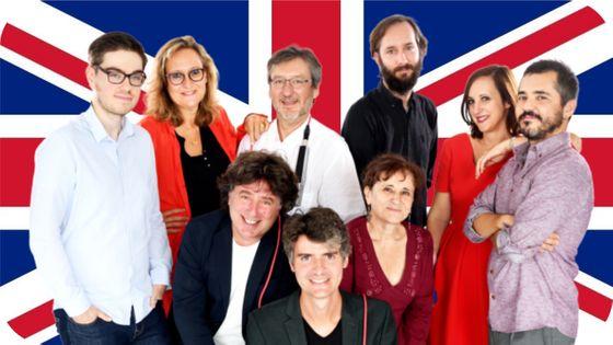 L'équipe du Carrefour de la Création