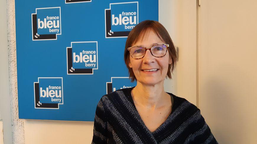 Patricia Danguy est présidente du PLES, le Pôle Local d'Economie Solidaire à Châteauroux