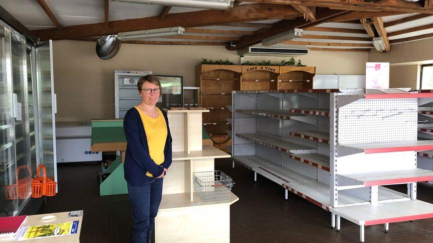 La Maire de Le Pas cherche un repreneur pour l'unique épicerie du village