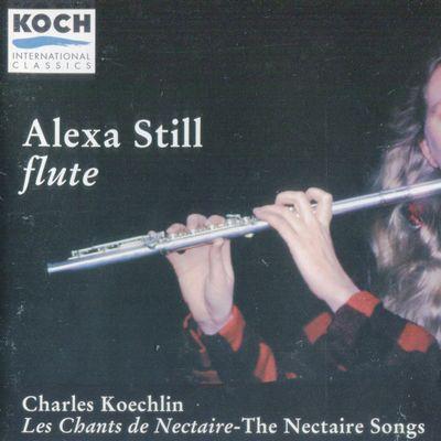 ALEXA STILL sur France Musique