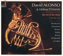 Villanelle - version pour cor et piano - DAVID ALONSO