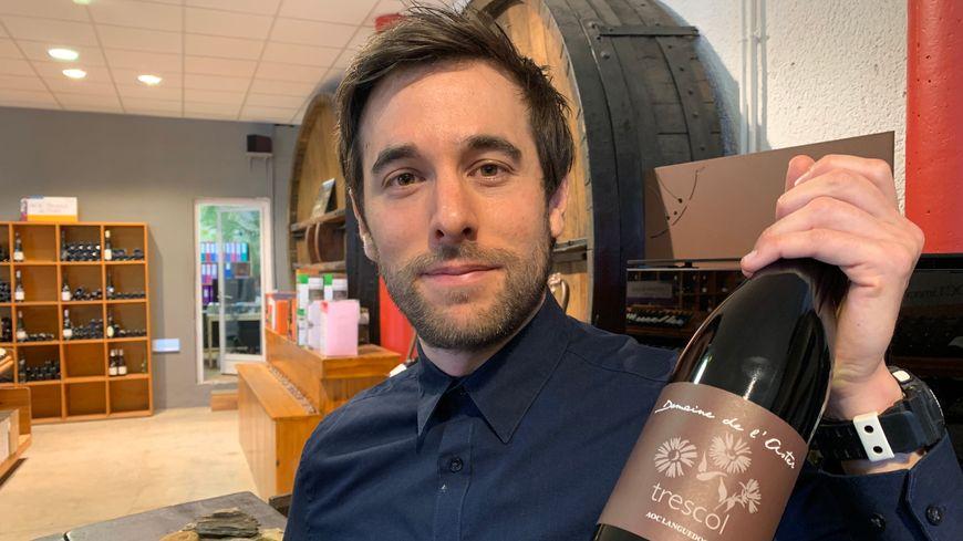 Le Domaine de l'Aster : coup de coeur de Quentin Figueres, le sommelier-conseil de la Maison des Vins du Languedoc au Mas de Saporta à Lattes