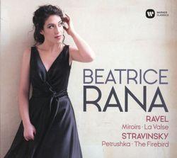 L'oiseau de feu : Berceuse de l'oiseau de feu - arrangement pour piano - BEATRICE RANA