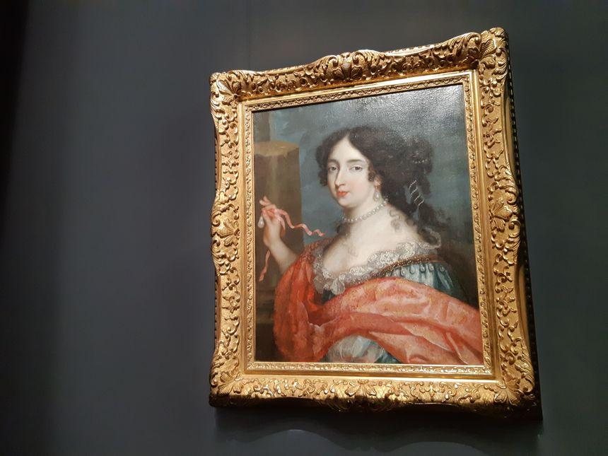 Portrait de Mme de Maintenon attribué à Pierre Mignard