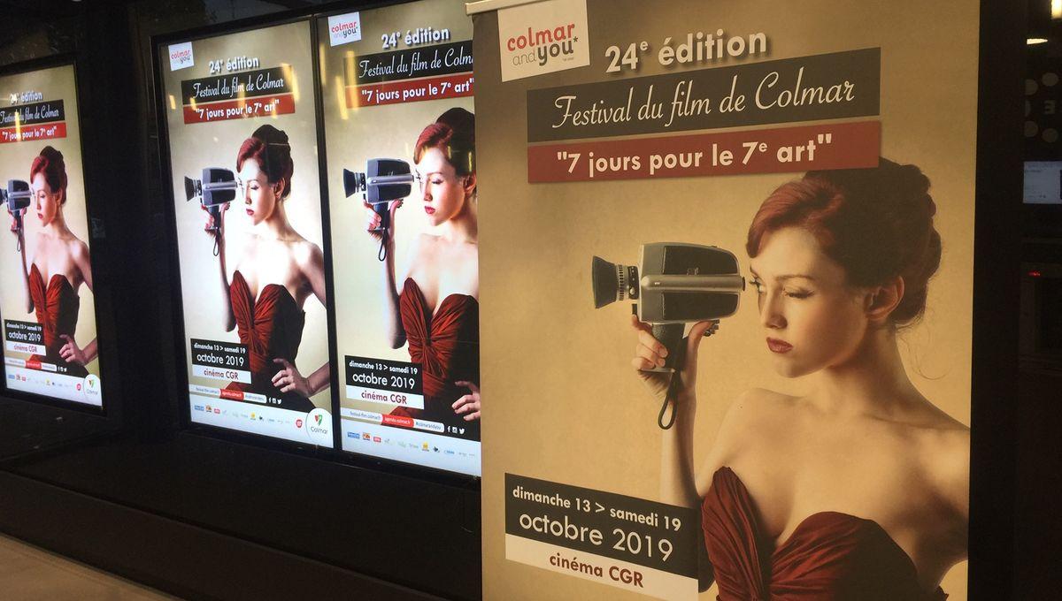 Reportage sur la 24e édition du festival du film de Colmar