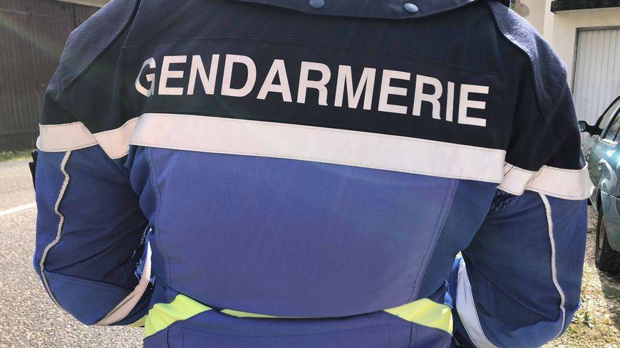 Illustration gendarme.