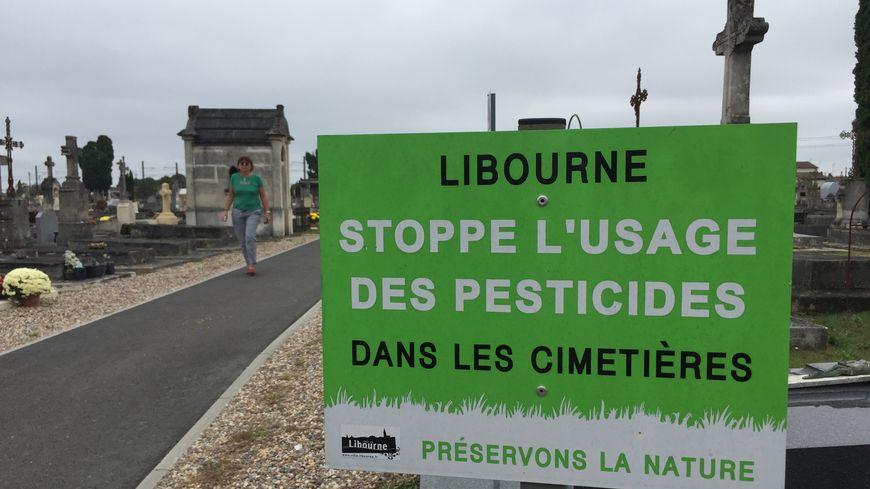 La commune de Libourne a arrêté d'utiliser des pesticides en 2014.