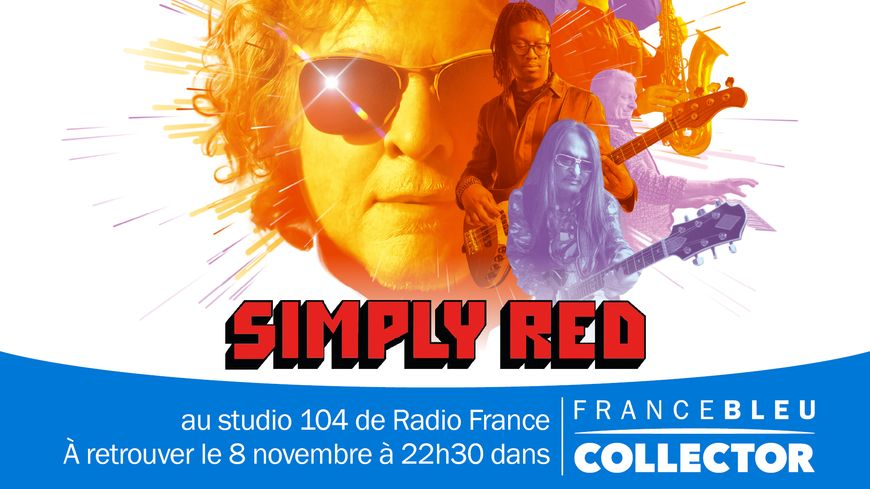 Simply Red Live à Radio France