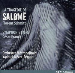 La tragédie de Salomé op 50 : 2ème partie : Les enchantements sur la mer - Danse des éclairs - Danse de l'effroi - poème symphonique