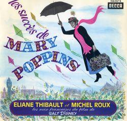 Mary Poppins (film) : Un jour de vacances - ELIANE THIBAULT