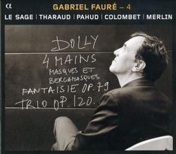 Dolly op 56 : Mi-a-ou - pour piano à 4 mains - ERIC LE SAGE