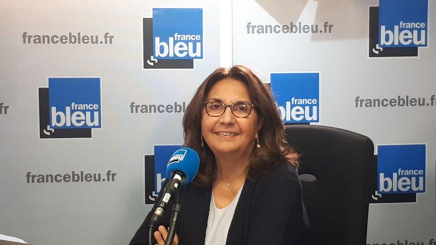 Docteur Nasrine Callet, gynécologue, oncologue, à l'Institut Curie à Paris
