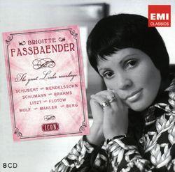 9 Lieder und Gesänge op 63 : Heimweh II op 63 n°8 - BRIGITTE FASSBAENDER