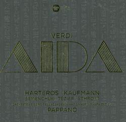 Aïda : O terra addio (Acte IV Sc 2) Aïda Radamès Amneris et choeur - Anja Harteros