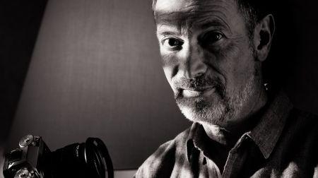 Autoportrait du photographe Didier Ropers