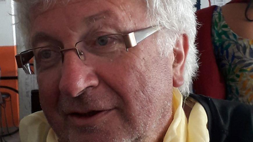 Guy Chaumereuil portrait
