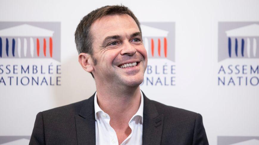 Le député LRem de l'Isère Olivier Véran qui a porté le dossier sur le cannabis thérapeutique