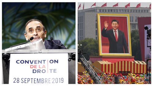 1/ Affaire Zemmour / médias : quelle ligne de conduite face aux extrémistes de tous bords ?  2/ 70 ans de la République populaire de Chine : une puissance sans limite ?