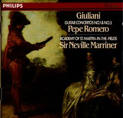 Concerto nº1 en La Maj op 30 pour guitare et orchestre : Polonaise (allegretto)