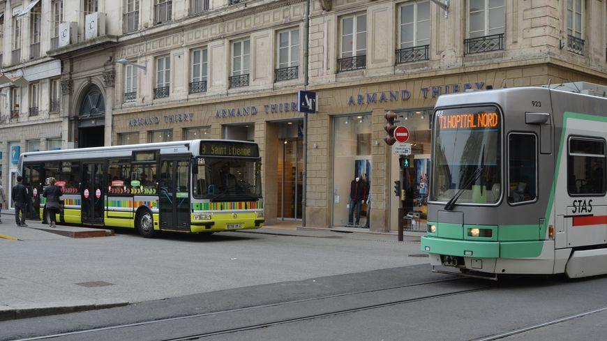 La circulation des bus et trams de la STAS perturbée par un mouvement de grève