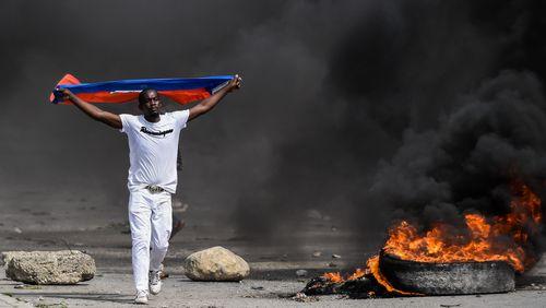 """Les manifestations en Haïti, ou la """"solitude des morts sans importance"""""""