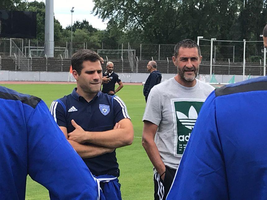 Quel nouveau coach pour le capitaine Gilles Cioni ?