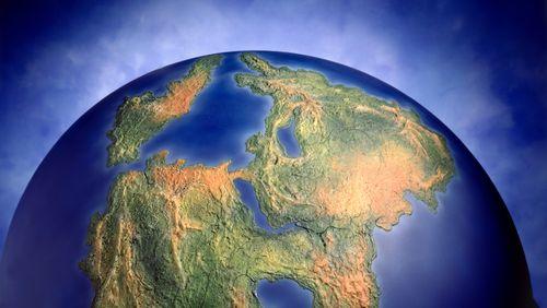 Dérive des continents : attention Pangée !