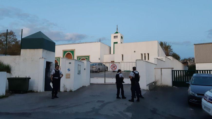 La mosquée de Bayonne, au nord de la ville, est sous surveillance