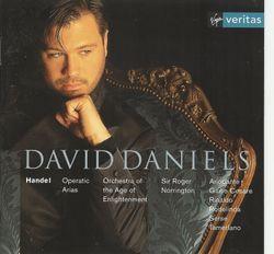 Ariodante : Aria, scherza infida - DAVID DANIELS