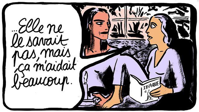 En Roumanie : lire des romans et quitter son village