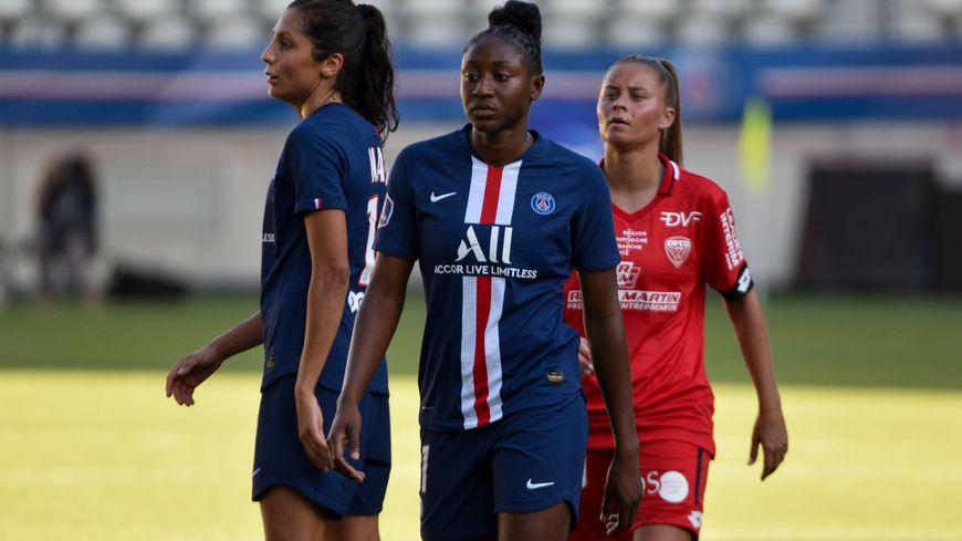 Kadidiatou Diani a inscrit le troisième but parisien
