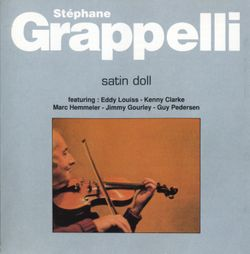 On the sunny side of the street - STEPHANE GRAPELLI