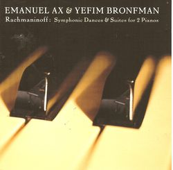 Suite n°2 op 17 pour deux pianos : Waltz - EMANUEL AX