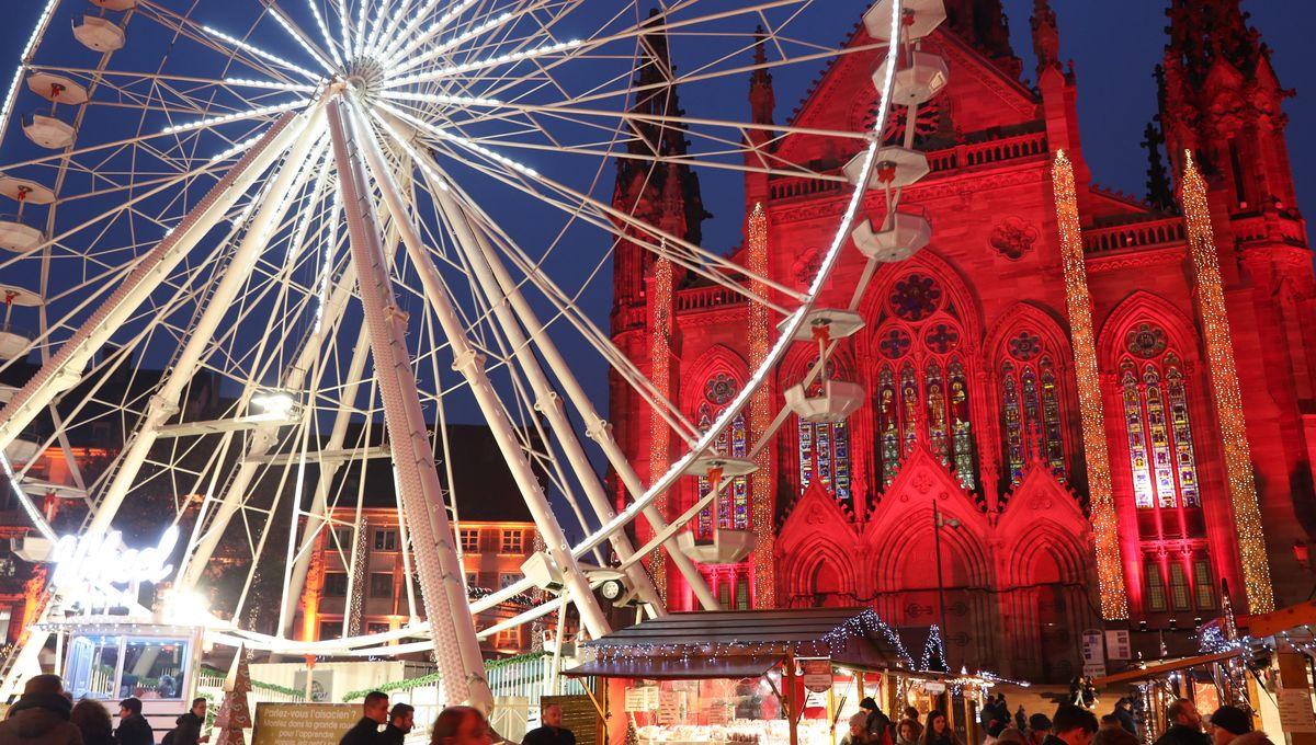 Vin chaud et étoffe : le programme du 29e marché de Noël de Mulhouse dévoilé