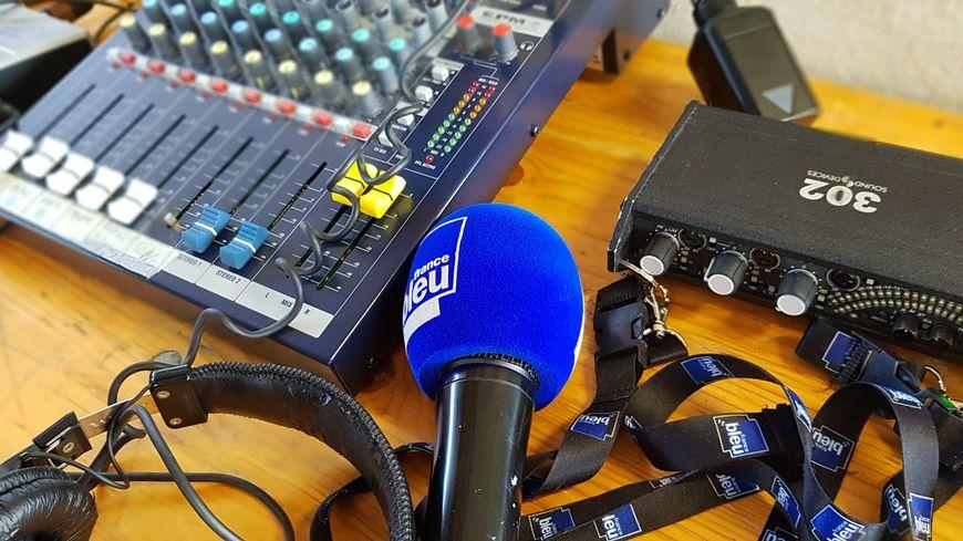 France Bleu Gard Lozère était en direct ce samedi 26 du salon des sites remarquables du gout dans le Gard en Camargue