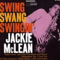 """Pochette pour """"Let's Face the Music and Dance - Jackie McLean"""""""