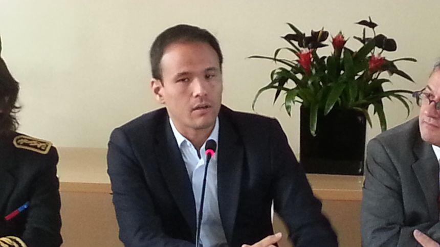 Cédric O, secrétaire d'état en charge du numérique