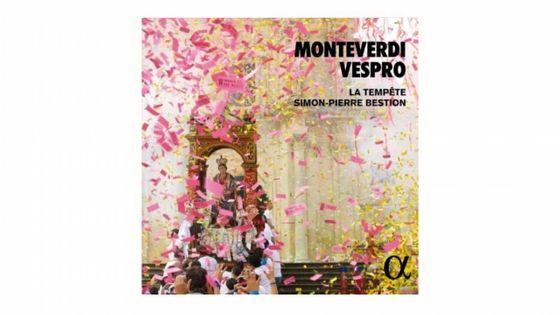 Vespro Della Beata Vergine - La Tempête & Simon-Pierre Bestion