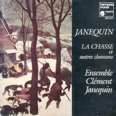 ENSEMBLE CLEMENT JANEQUIN  AGNES MELLON  DOMINIQUE VISSE  BRUNO BOTERF  PHILIPPE CANTOR  JOSEP CABRE  ANTOINE SICOT  CLAUDE DEBOVES sur France Musique