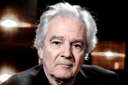 Portrait de l'acteur Pierre Arditi.