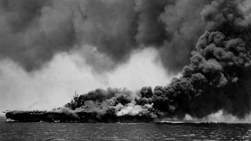 Pendant la Première et la Seconde guerre mondiale, de nombreux bateaux qui emmenaient les soldats français sur les champs de bataille ont été coulés (photo d'illustrations)
