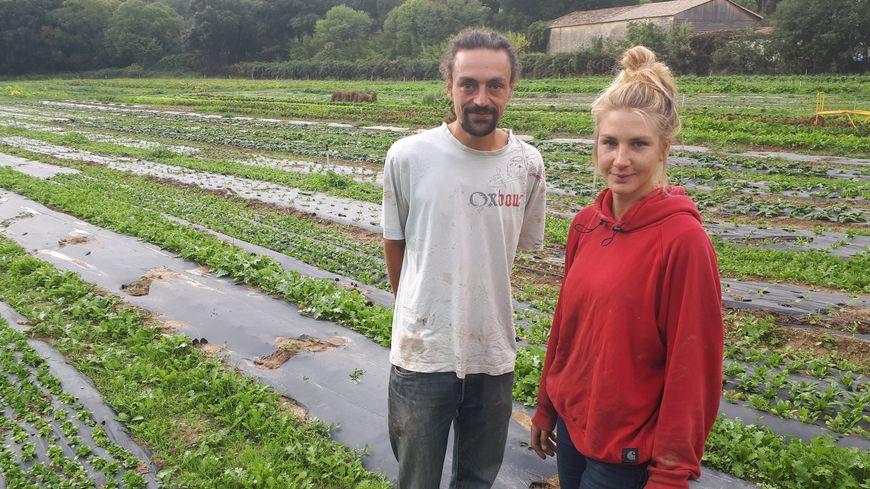Marie et Arnaud, deux anciens ingénieurs agronomes, ont décidé de se lancer dans l'aventure