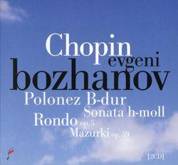 3 mazurkas op 50 : Mazurka n°32 en ut dièse min op 50 n°3 - EVGENI BOZHANOV