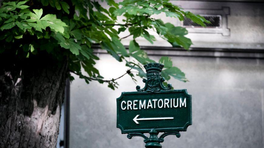 Crématorium (illustration)
