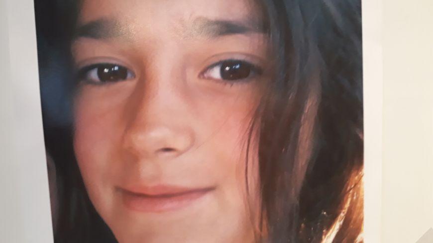 Maëlys, 8 ans
