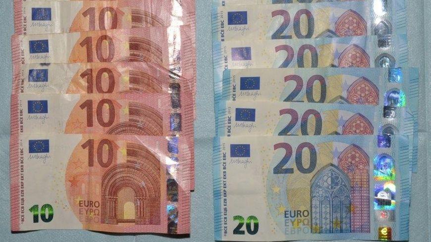 Les policiers ont aussi saisi 180 euros en liquide