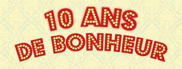 L'album des 10 ans des Marchands de Bonheur